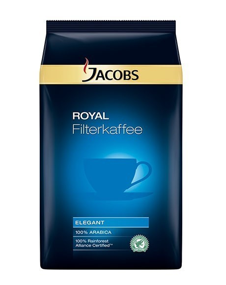 Jacobs Royal Elegant Filterkaffee 4031734
