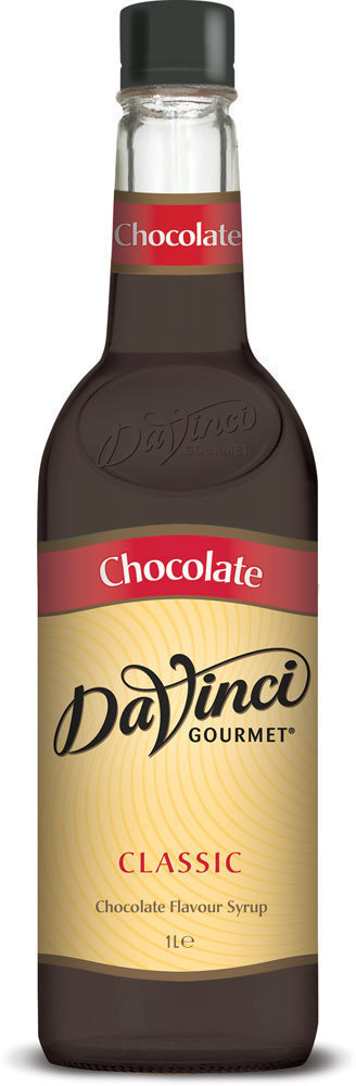 DaVinci Chocolate Sirup 488446
