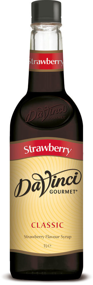 DaVinci Strawberry Sirup 488465