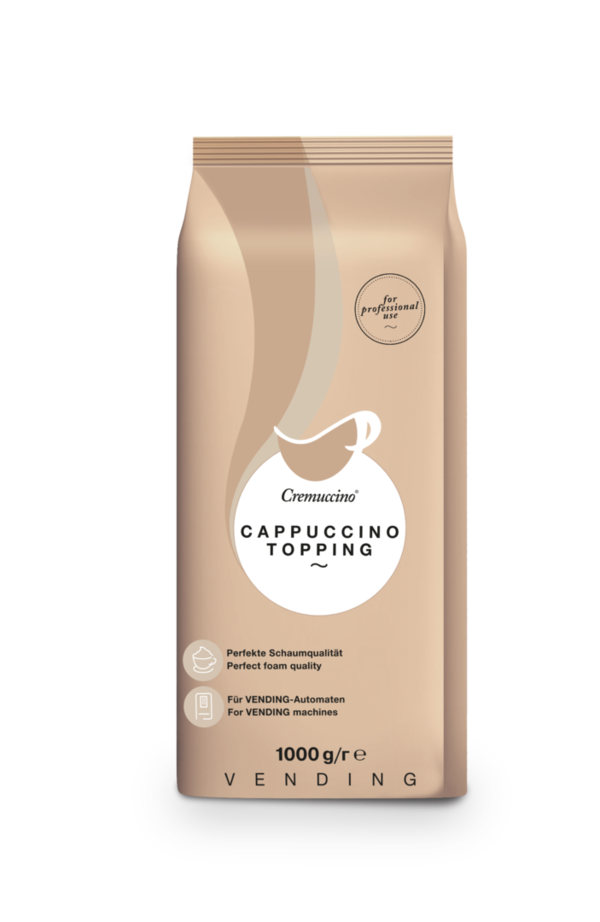 Cremuccino Cappuccino Topping  501521
