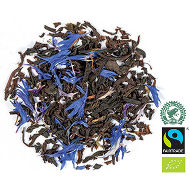 Suki Tea Earl Grey Blue Flower 505830