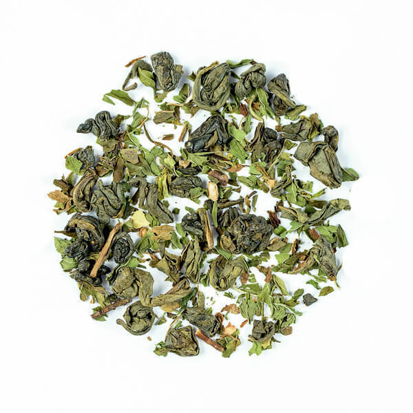 Suki Tea Gunpower Green Spearmint  505923