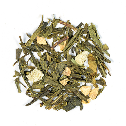 Suki Tea Green Tea Ginseng 505935